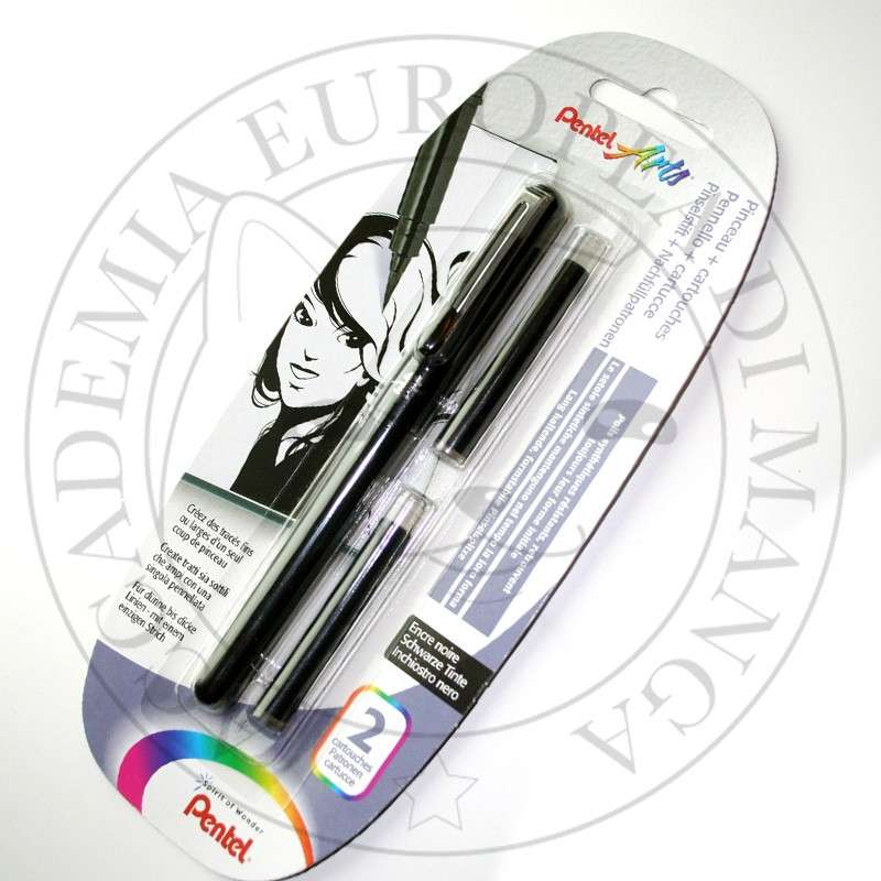 Penna punta a pennello Pocket Brush