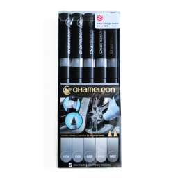 Chameleon Pen Set Gray