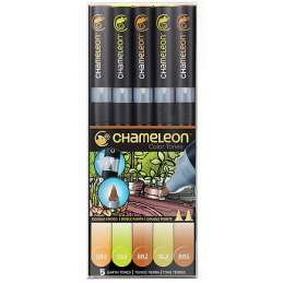 Chameleon Pen Set · Earth