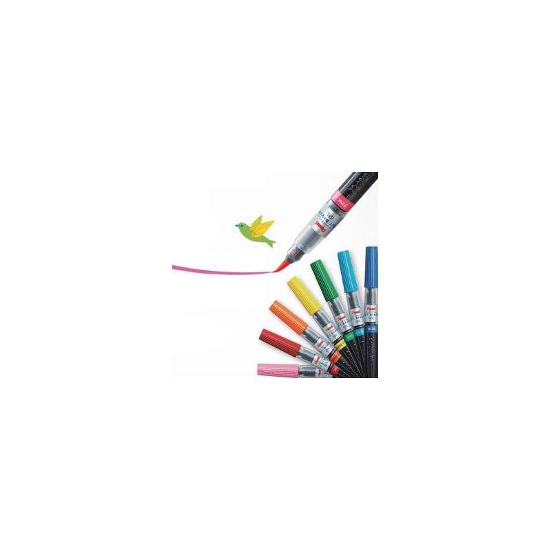 Colour Brush Pentel Yellow
