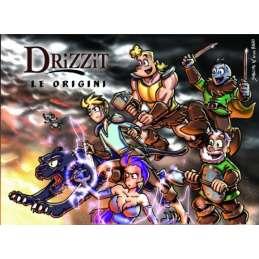 Drizzit 0 - Le origini