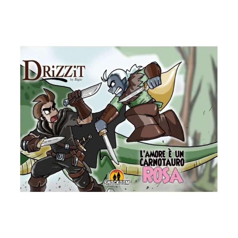 Drizzit  3 - L'amore è un carnotauro rosa