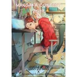 Mangaka Contest 2019