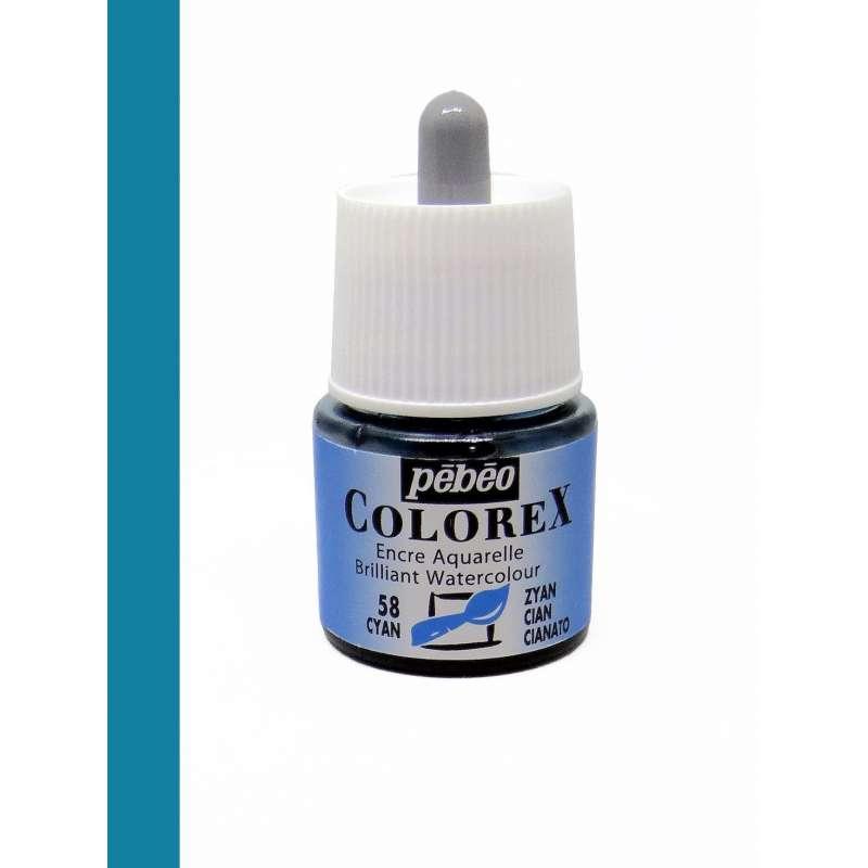 Colorex • 58 Ciano