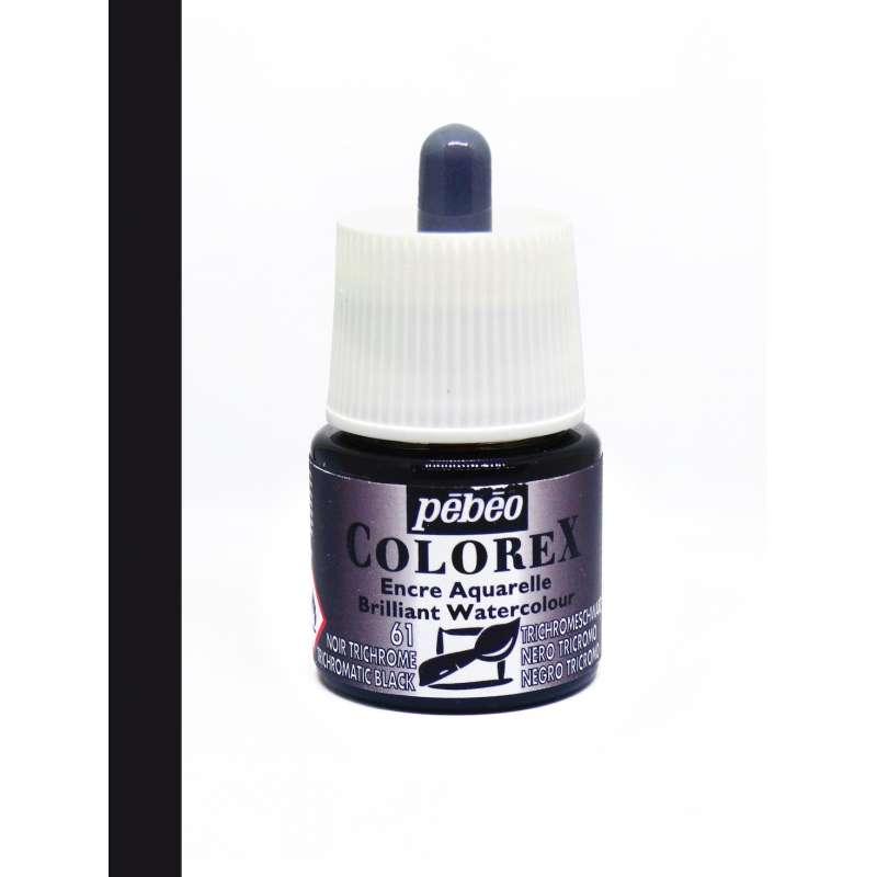 Colorex • 61 Nero tricromo