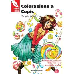 Colorazione a Copic